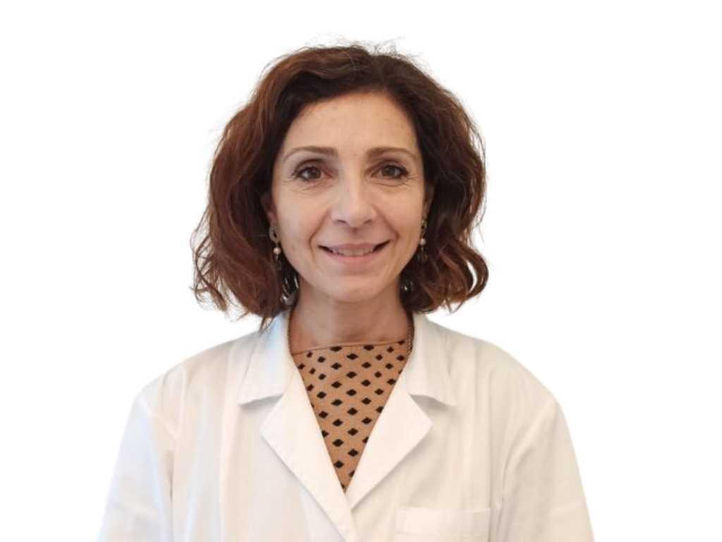 Dott.ssa Campanella Valeria Medico Reumatologo