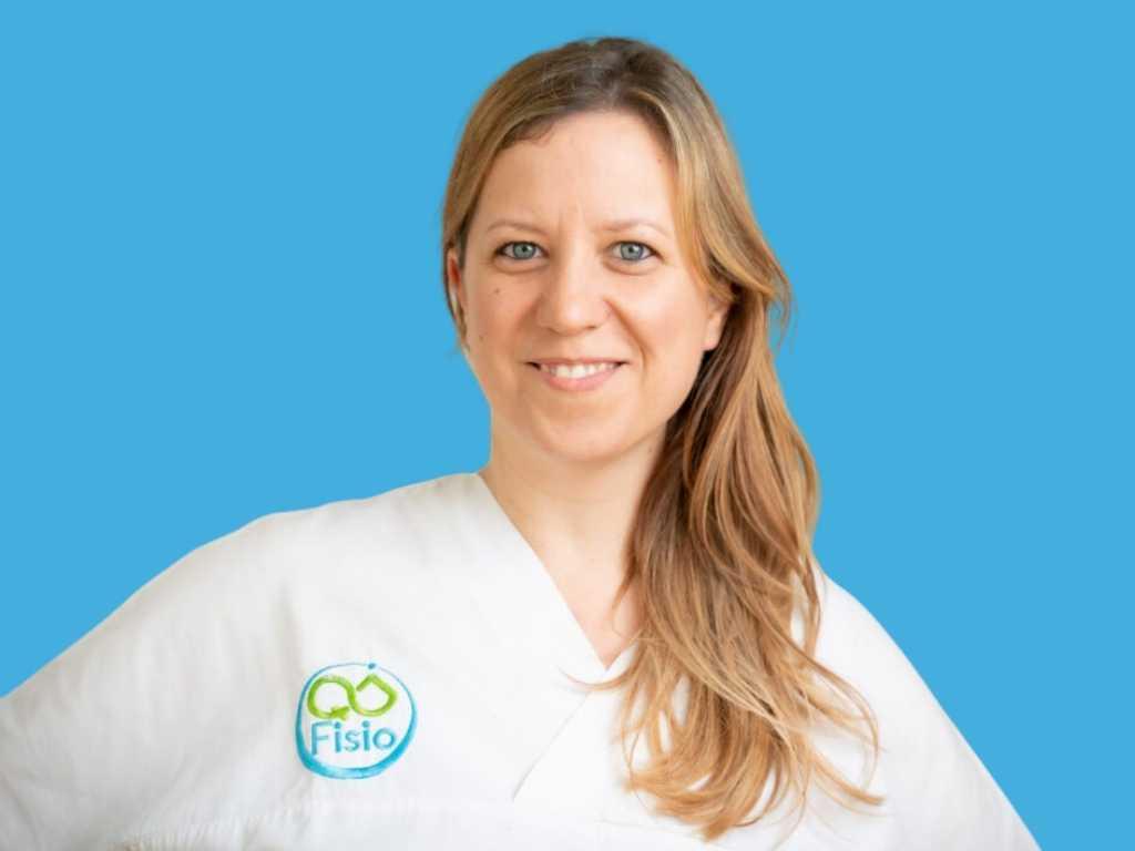 Dott.ssa Francesca Faso Titolare del Centro - Fisioterapista/ Osteopata
