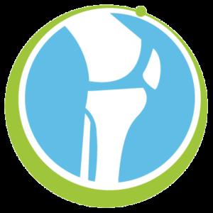 logo clinica del ginocchio